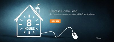 Express Home Loans, Quick Loans Online - Within 8 hours - ICICI Bank
