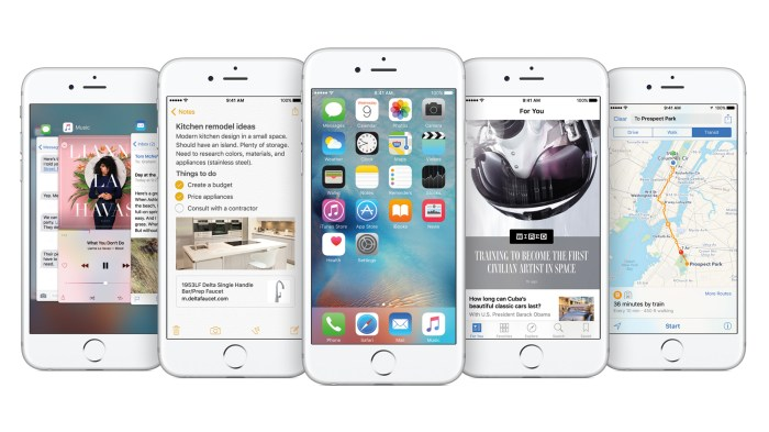 Apple Officially Releases iOS 9 [Download]