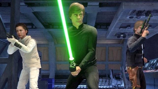 Star Wars Synchro-Cast Interview und der OST des Jahres