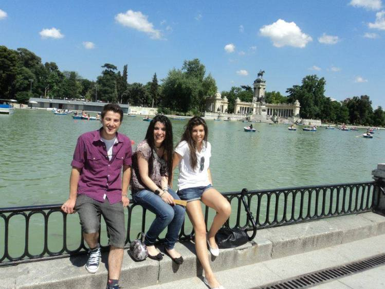 Parque do Retiro, Madrid