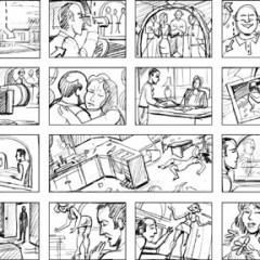 Precisa-se colaborador para storyboard e 3d (médio oriente)