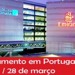 Emirates volta a Portugal para contratar