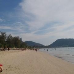 Viagem ICote | Dia 4: Praia e mais praia