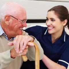 Enfermagem (Care Homes) | Reino Unido