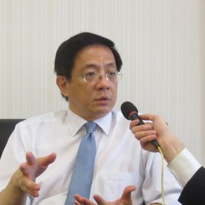 Taiwan Talk: NDC Head on Push for Free Economic Pilot Zones (7/7-8/2014)