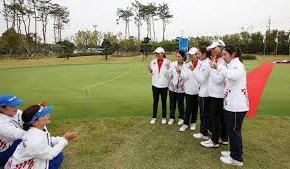 Kaohsiung Tourism Bureau hits the green with South Korean golfers