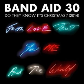 "Listen to Band Aid 30's Ebola charity single ""Do They Know It's Christmas?"" featuring best-selling British musicians"