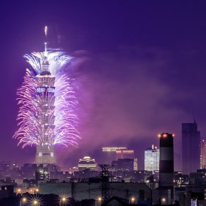 Taipei beats New York, Paris in online survey as best spot for New Year celebrations