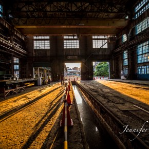 Taipei Railway Workshop Designated National Cultural Heritage Site