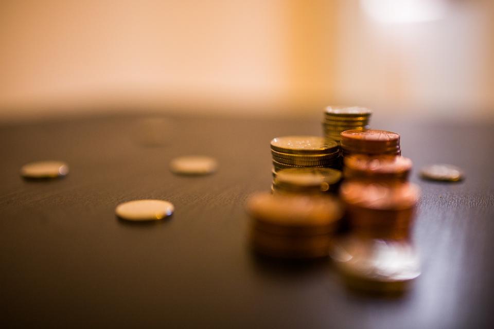 Taiwan savings money