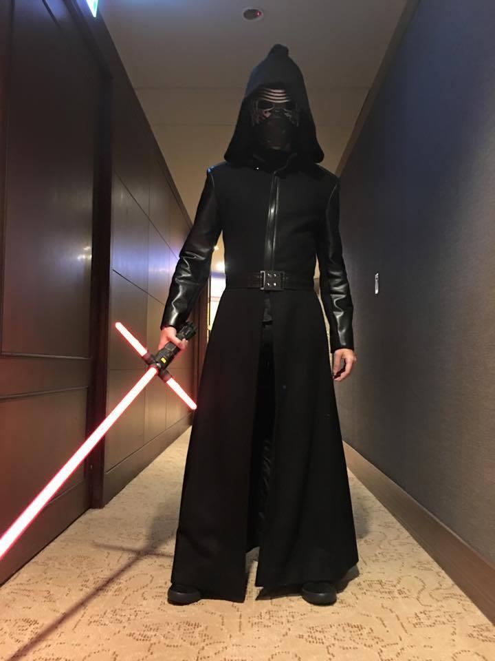 Warner Music JJ Lin Star Wars Year End Banquet