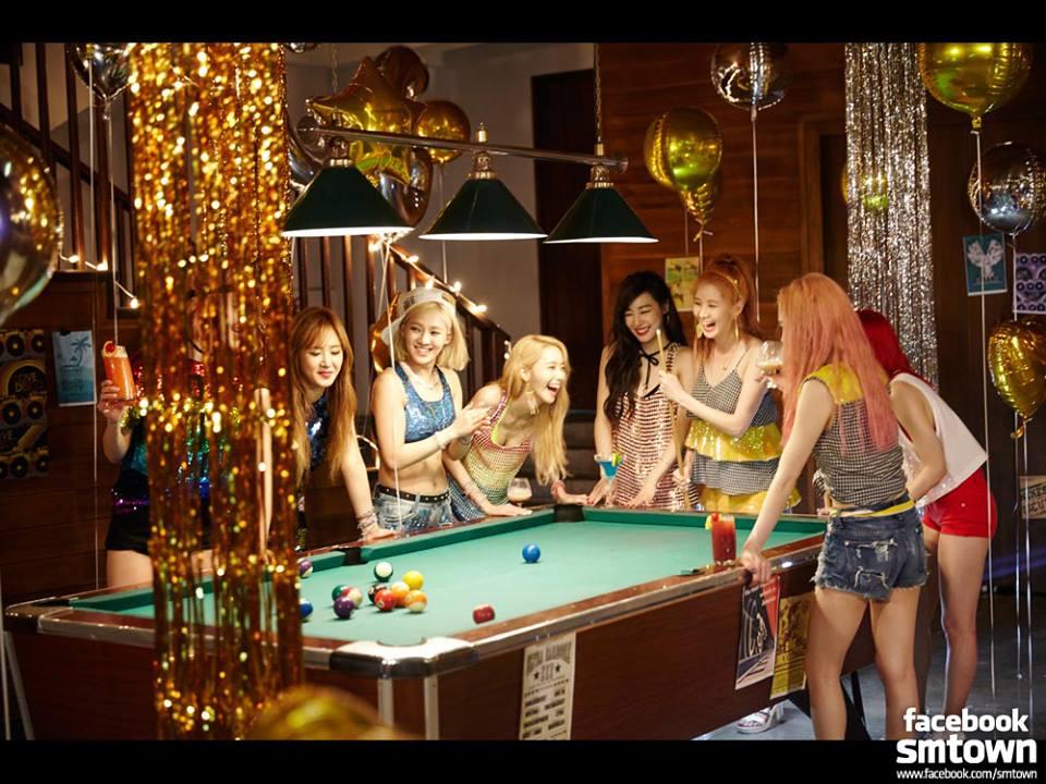 Girls Generation GG South Korea Phantasia Taiwan concert