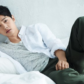 """Descendants of the Sun"" Star Song Joong-ki Promotes Taiwan Travel"