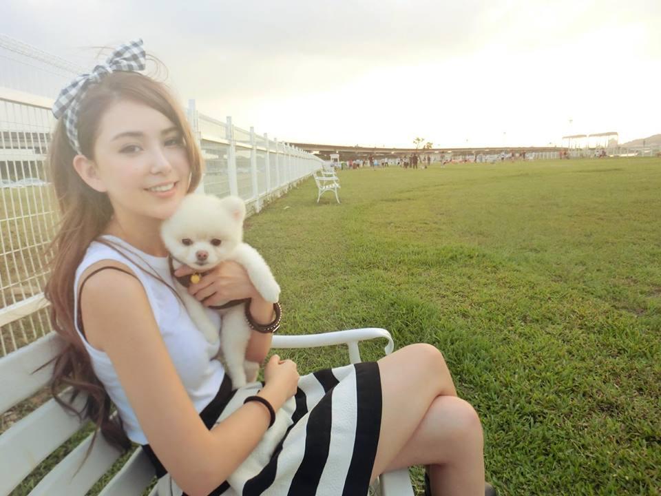 Hannah Quinlivan Jay Chou model