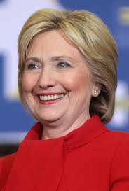 Hillary Clinton presidential candidate nominee US Forbes most powerful women