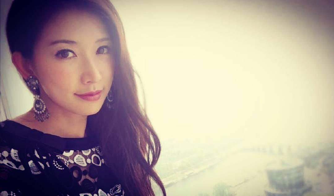 Lin Chiling Taiwan model host actress