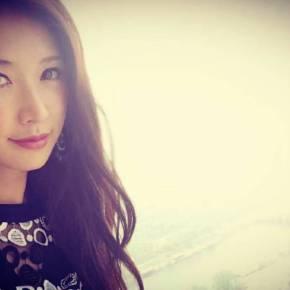 Lin Chiling Stranded at Taoyuan International