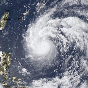 Taiwan This Week: Typhoon daze