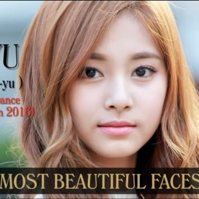 Chou Tzuyu Named 8th Most Beautiful of 2016
