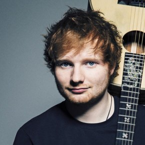 Ed Sheeran's Asia Tour to Start in Taipei