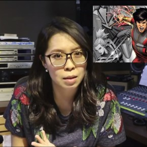 Vlog #14: Marvel's Asian Movie, Six French Fries and Top Apple Apps in Taiwan!