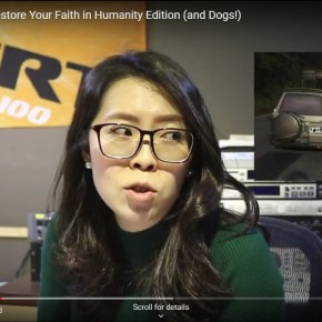Vlog #16:Vlog #16: Feel Good Restore Your Faith in Humanity Edition (and Dogs!)