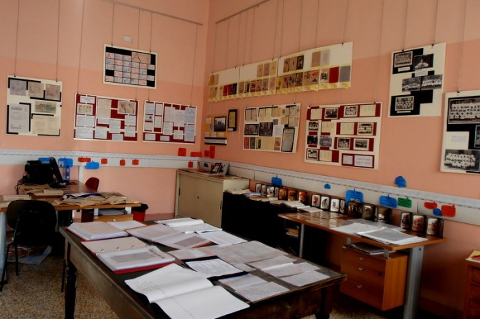 Archivio Storico Scuola Fontana