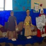5A e 5B Cercare e lasciare tracce, i costumi degli antichi romani secondo il modello delle Paper Dolls