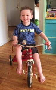 Idan's New Ride!
