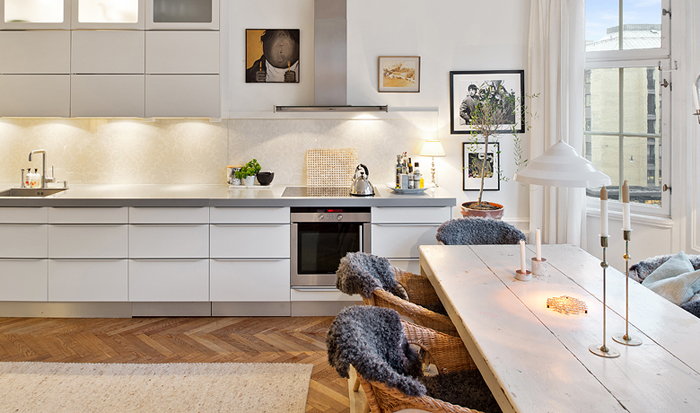 Cozy Scandinavian Interior
