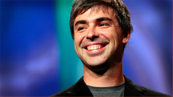 Larry Page Top 6 Tips for making your dreams come true