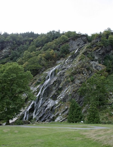 ideenkind | Powerscourt Waterfall