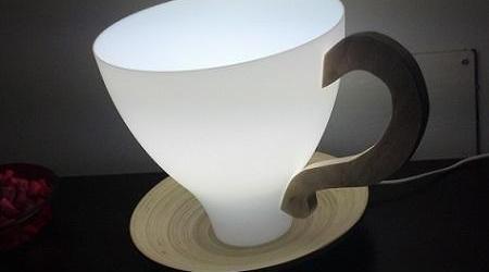 Fare una lampada a forma di tazza ecco il nostro ikea - Porta lampade ikea ...