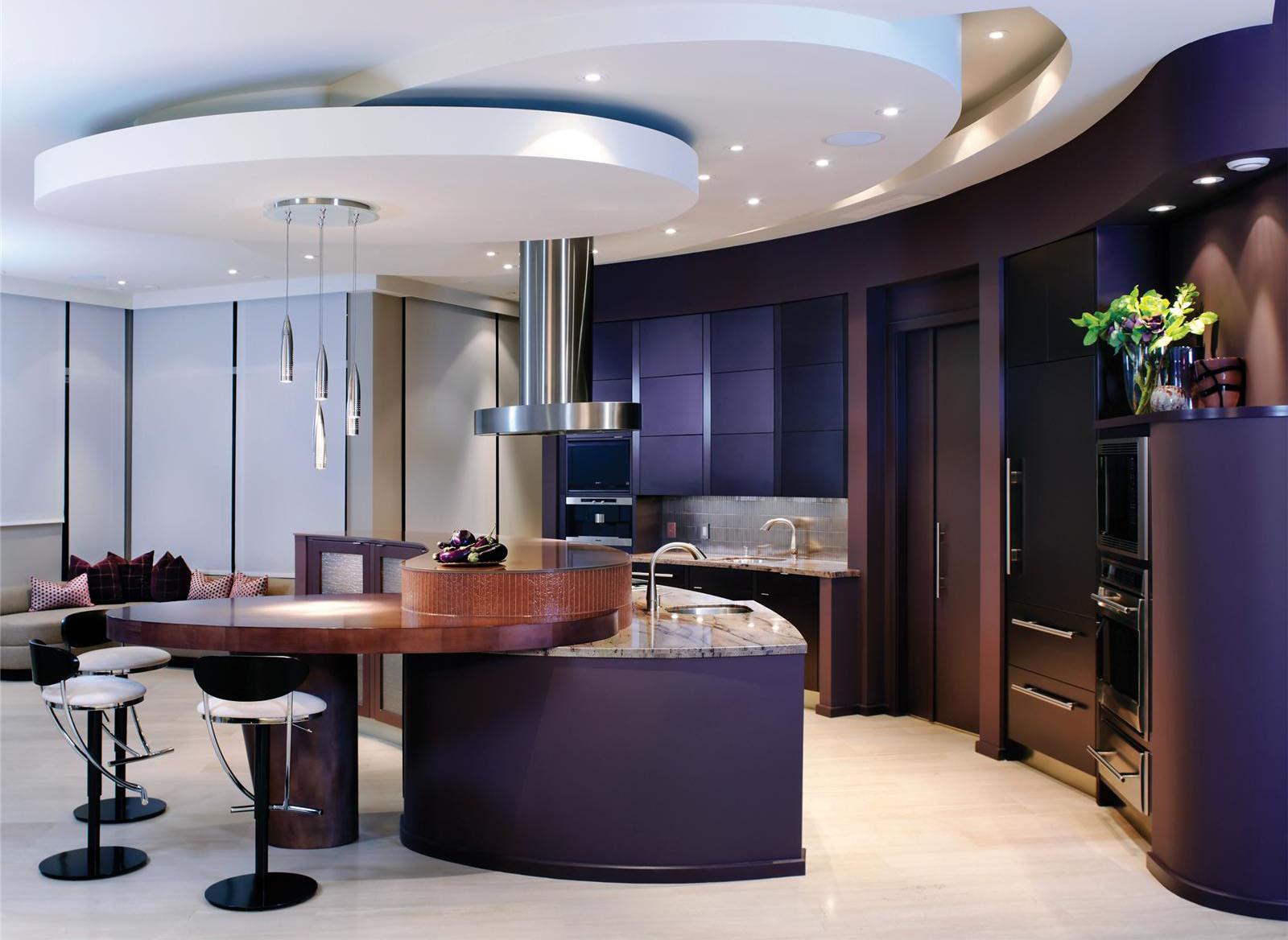 open contemporary kitchen design ideas kitchen designs Open Contemporary Kitchen Design Ideas