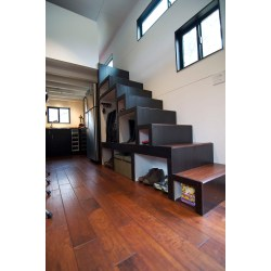 Small Crop Of Tiny House Stairs