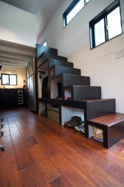 Small Of Tiny House Stairs