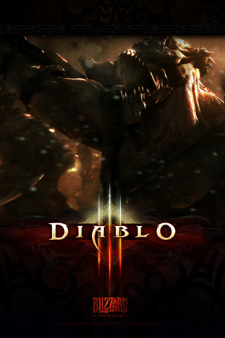 Diablo 3 iPhone Wallpaper | iDesign iPhone