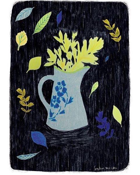 Pour Sophie Morille idle cest bloom! Merci pour le clinhellip