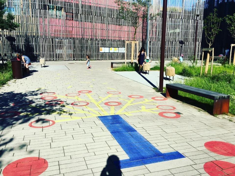 Vacances scolaires par appellemoipapa nantes streetart iledenantes