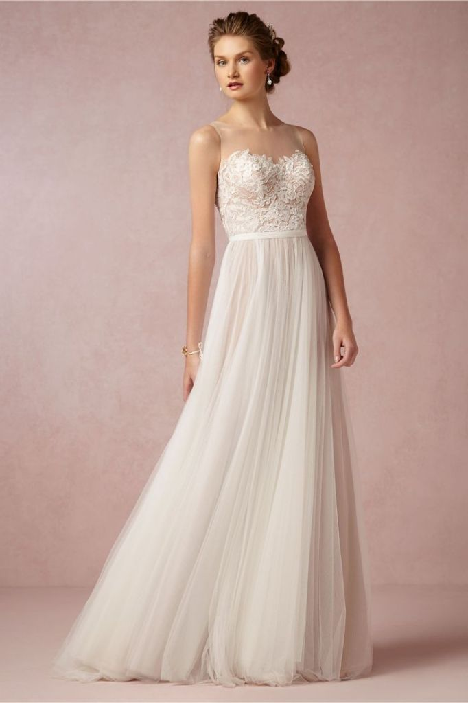 Bridal gowns over 50 : I do take two wedding gowns perfect for women over