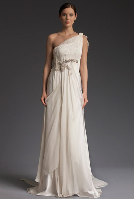 I do take two gorgeous grecian wedding gowns for your for Second time around wedding dresses