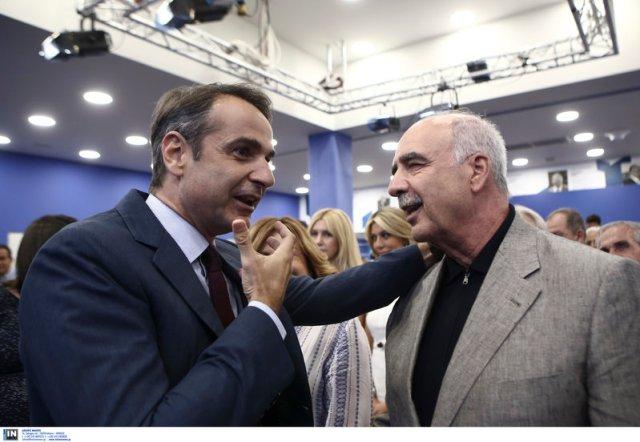 Ο Βαγγέλης Μεϊμαράκης αναλαμβάνει χρέη προέδρου στο Συνέδριο της ΝΔ 14-15/12 όπως ανακοίνωσε ο Κ. Μητσοτάκης