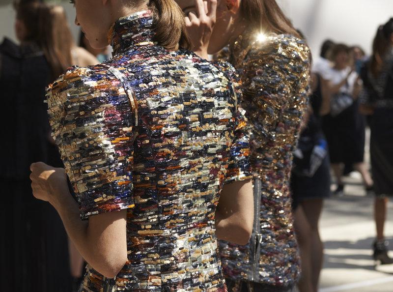 Τα χρώματα του Παρισιού σε ένα ρούχο!