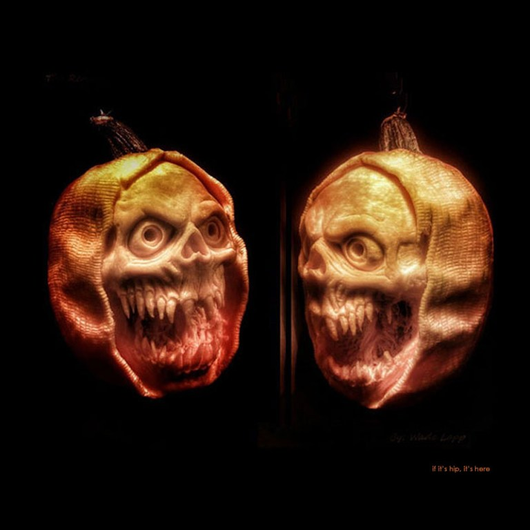 Grim Reaper Pumpkin Carving Patterns The Reaper Pumpkin Carving