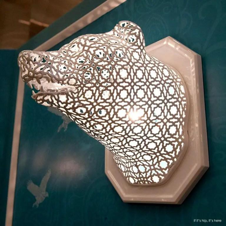 Bear lace light IIHIH