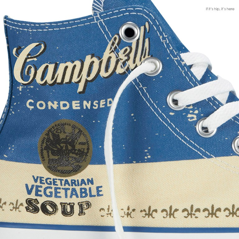 Converse Chuck Taylor All Star Andy Warhol Collection