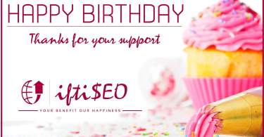 iftiseo 2nd birthday pic
