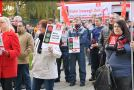 Video: Bahnaktionstag bei Siemens in Krefeld