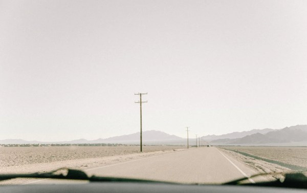 A Road Trip Through The Californian Desert