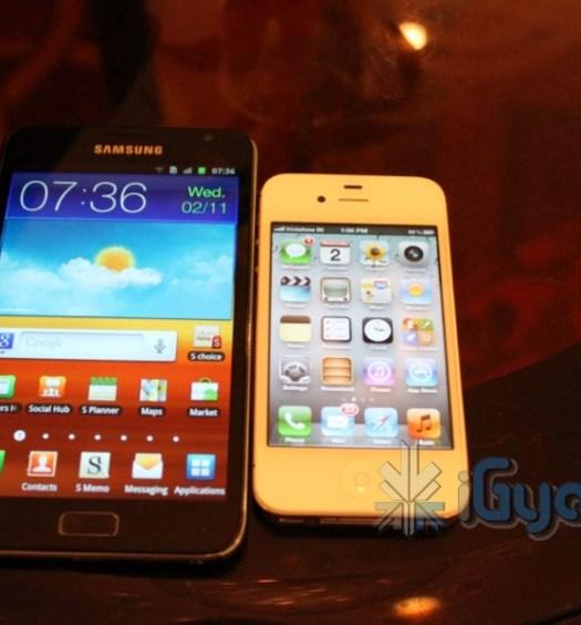 iGyaan Samsung Galaxy Note 11
